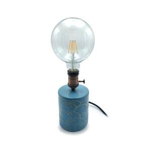 Lámpara Cerámica Burbuja